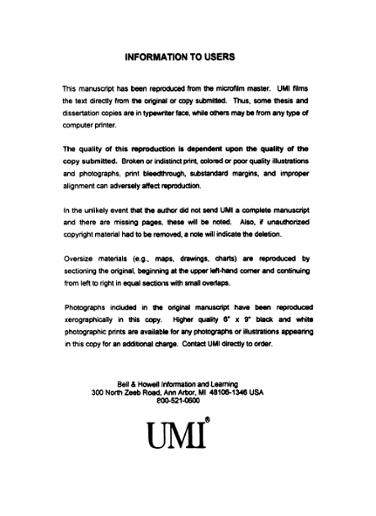 ProQuest Dissertations