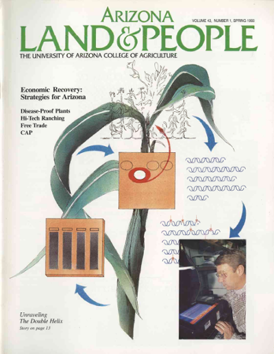 Arizona Land and People, Volume 43, Number 1 (Spring 1993)