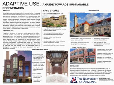 Adaptive Use: A Guide Towards Sustainable Regeneration